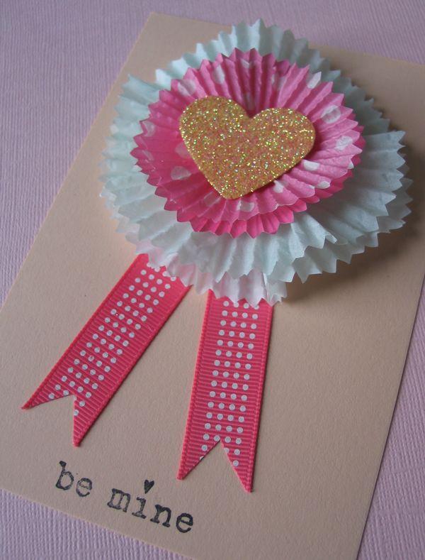 cupcake liner cards  urban comfort