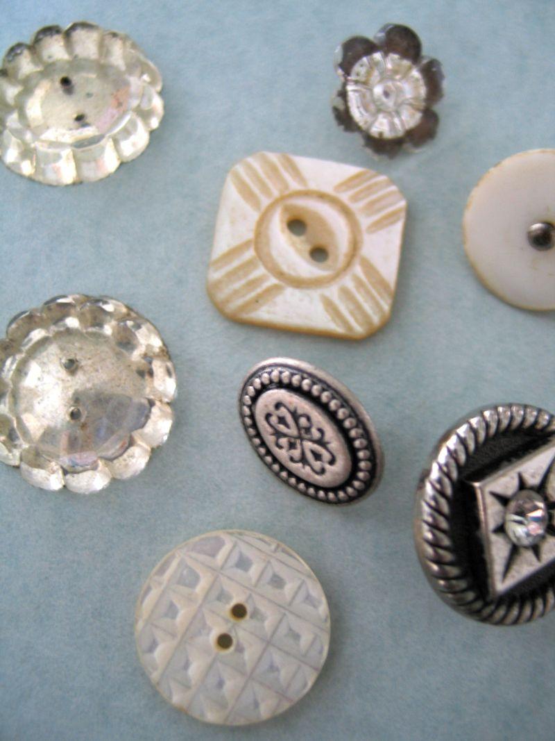 Few Buttons