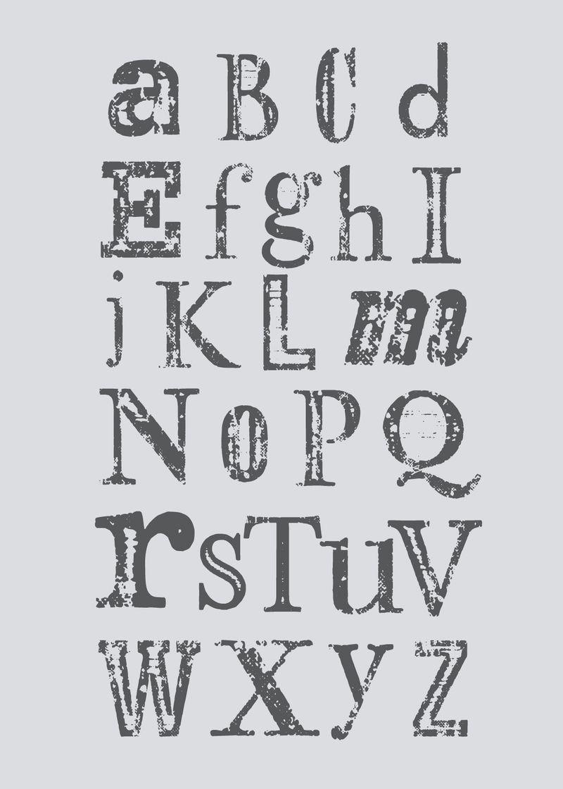 Font Fetish