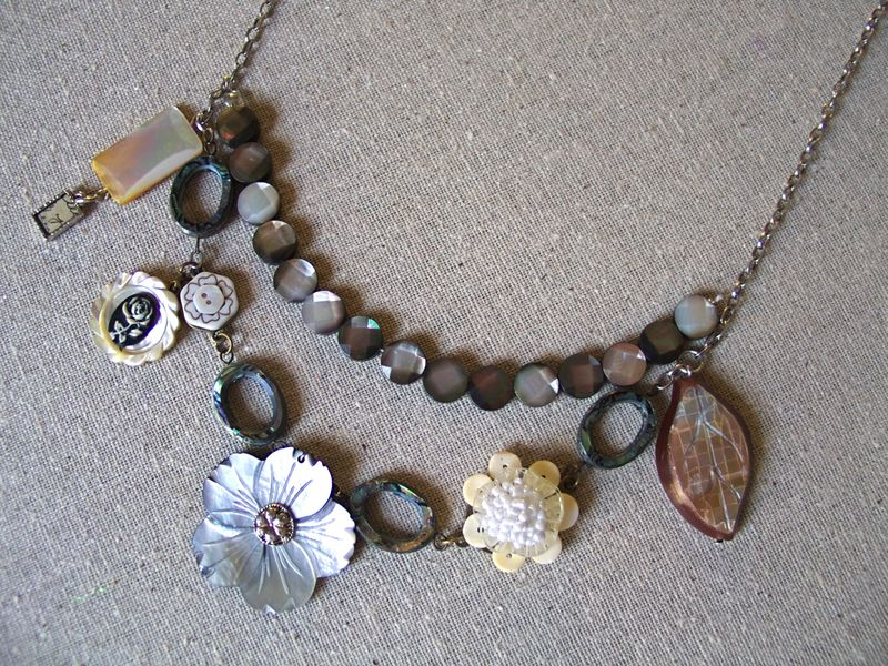 Vintage Groove Necklace