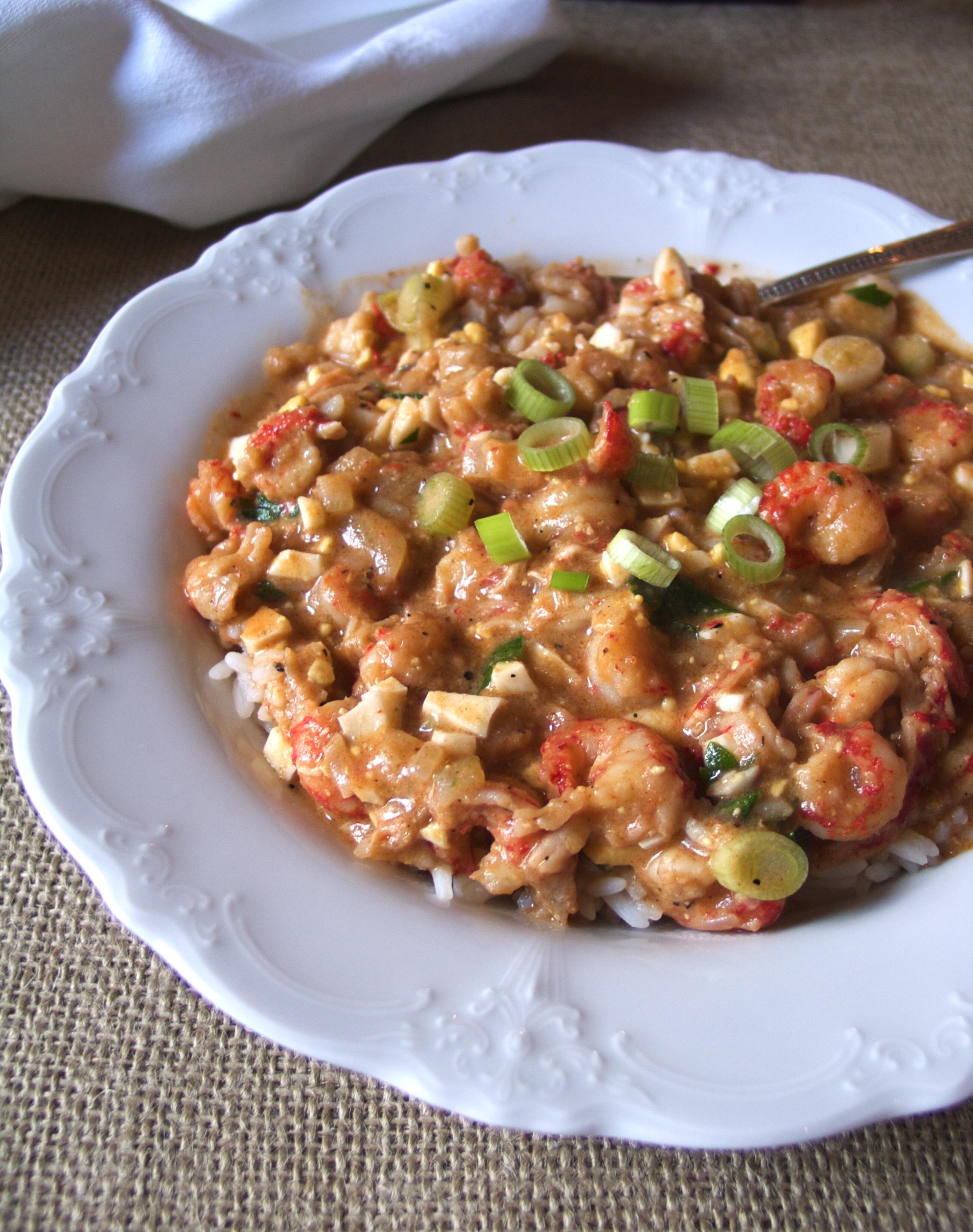 Crawfish Stew