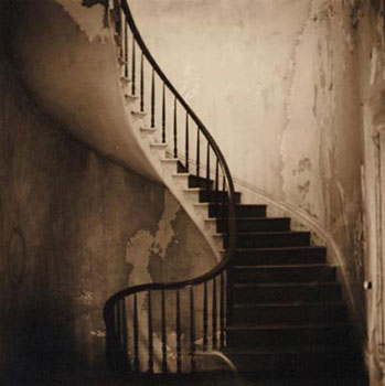 David Halliday Staircase
