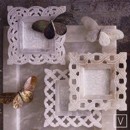Alabaster Frames