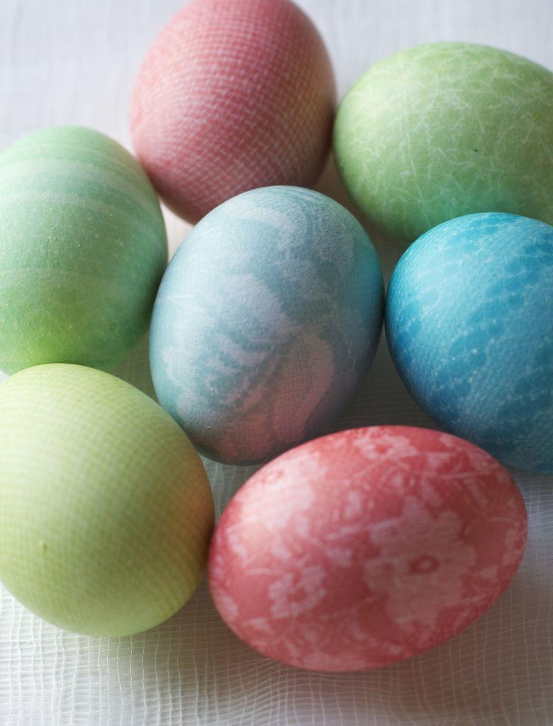 All eggs
