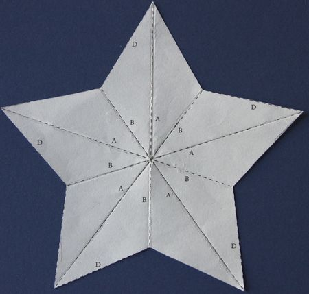 Star Topper Diagram