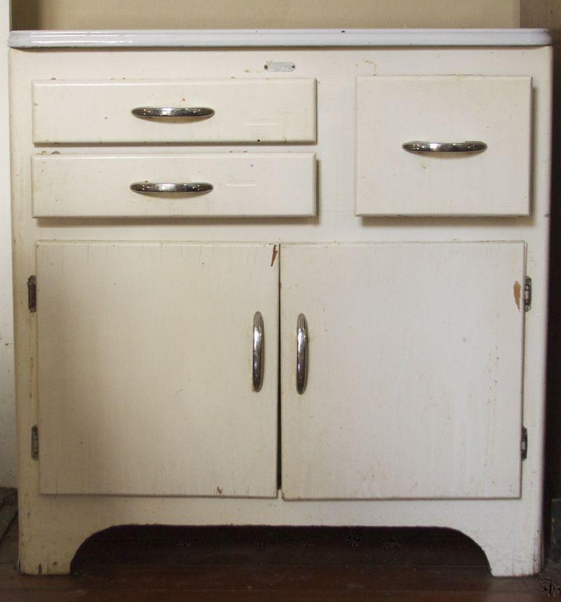 Farm Cabinet Before