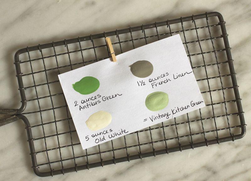 Paint Recipe