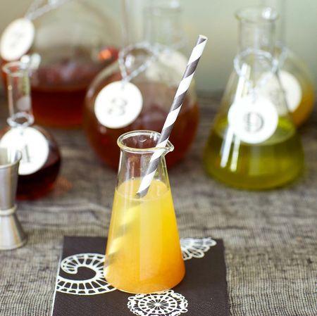 DIY Potion Bar Glassware (Photographer: Brie Williams)