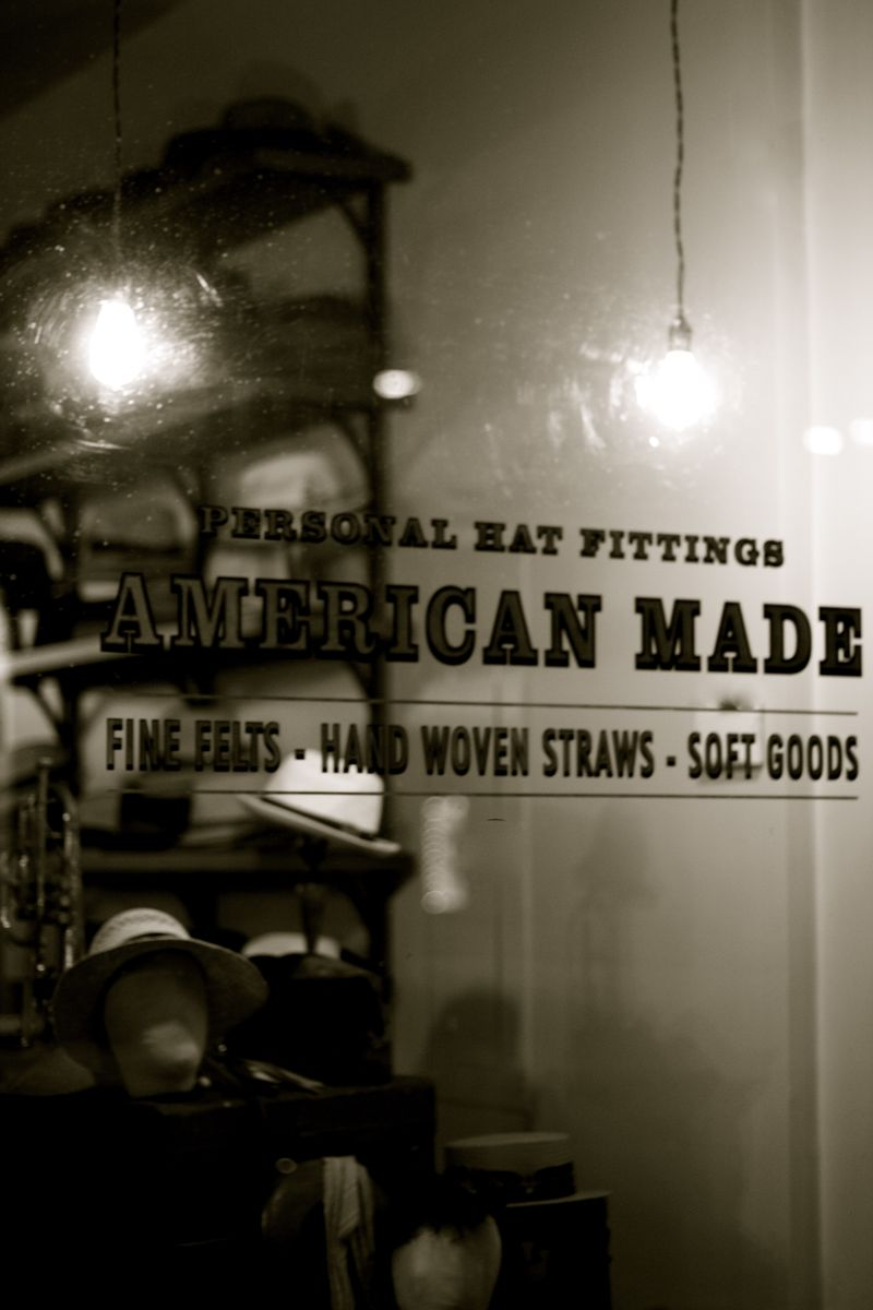 American Made by Suzonne Stirling|Urban Comfort