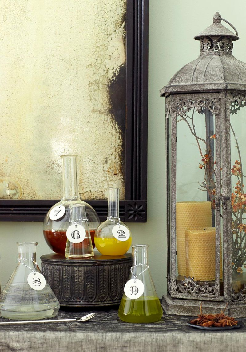DIY Potion Bar