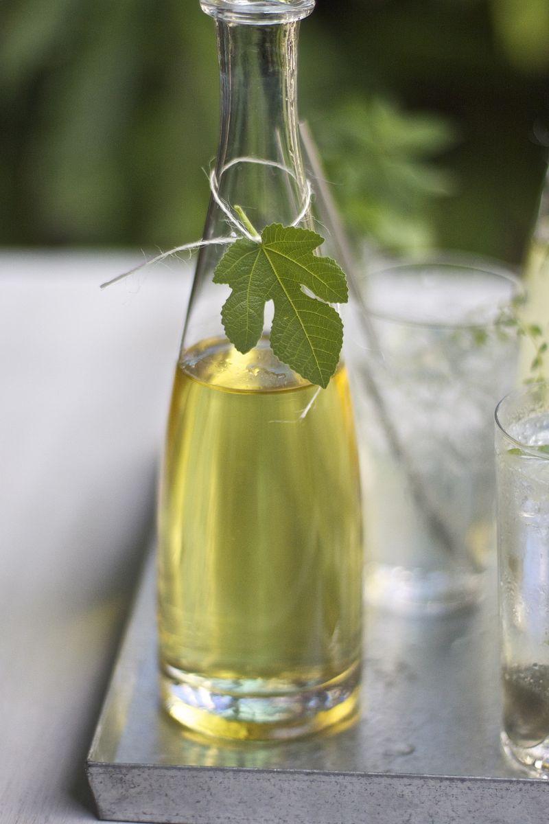 Fig Leaf Syrup