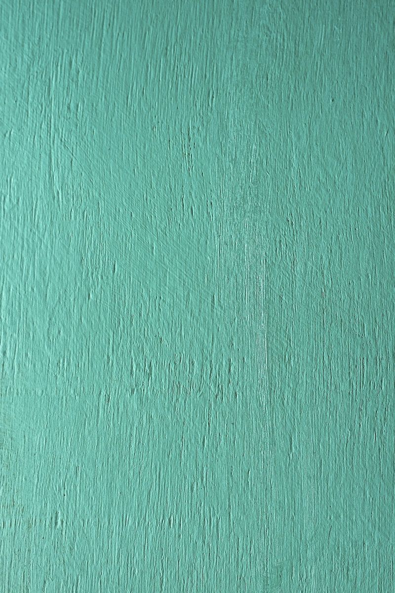 Dark Teal Chalk Paint