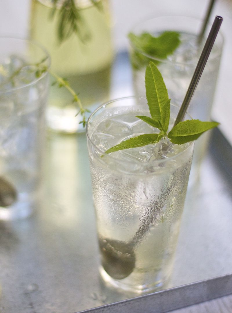 Herbal Sodas