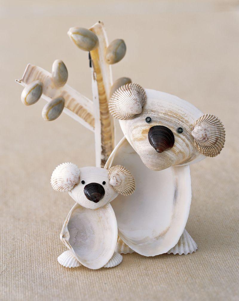 Seashell Menagerie 1