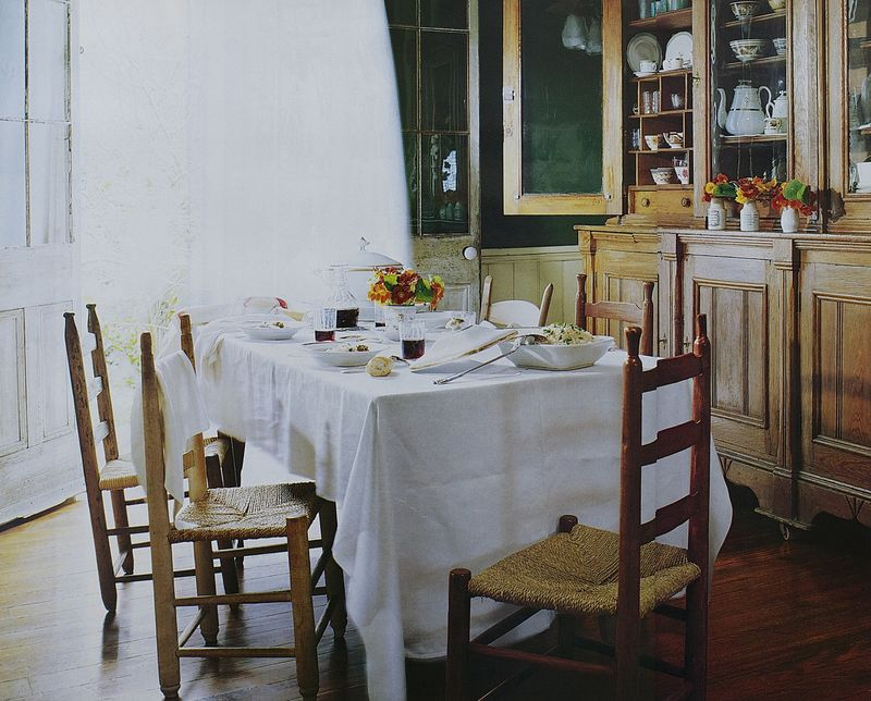 Mary Cooper Dining Room
