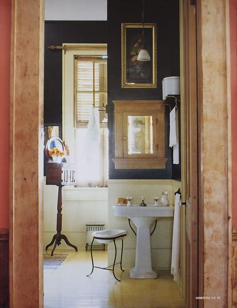 Mary Cooper Bathroom