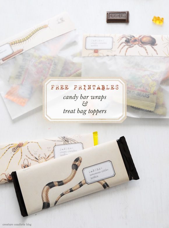 Printables from Creature Comforts