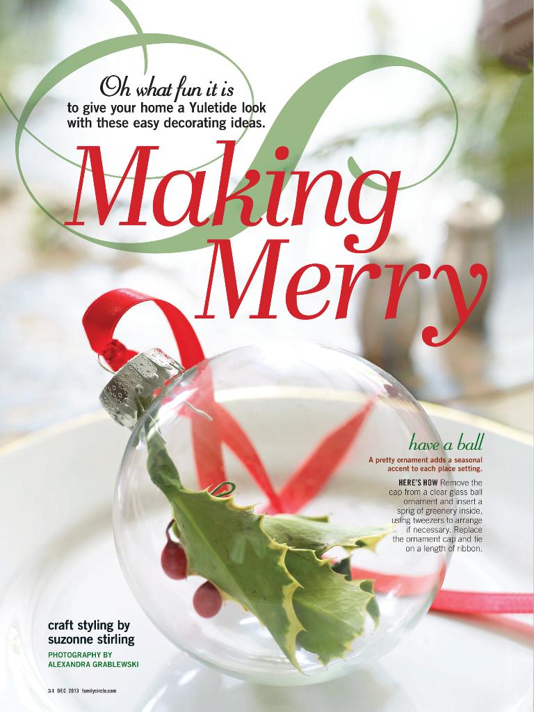 Making Merry 1