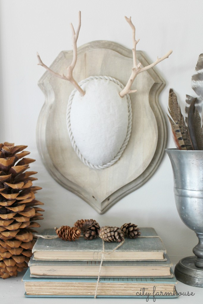 DIY-Faux-Driftwood-Deer-Antler-Neutral-Tones-Texture-Perfect-for-Fall-City-Farmhouse-682x1024