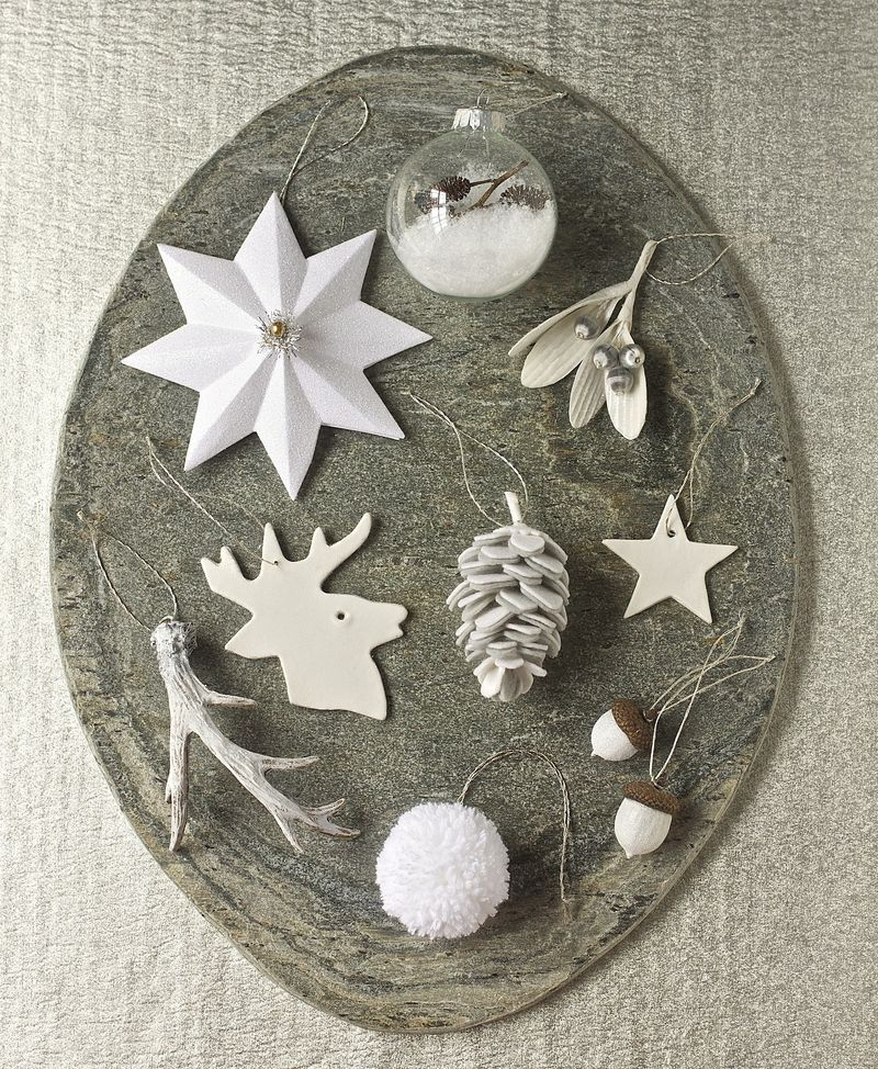 Handmade Xmas Ornaments | Urban Comfort