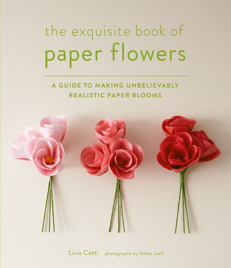 ExquisiteBookPaperFlower91003J