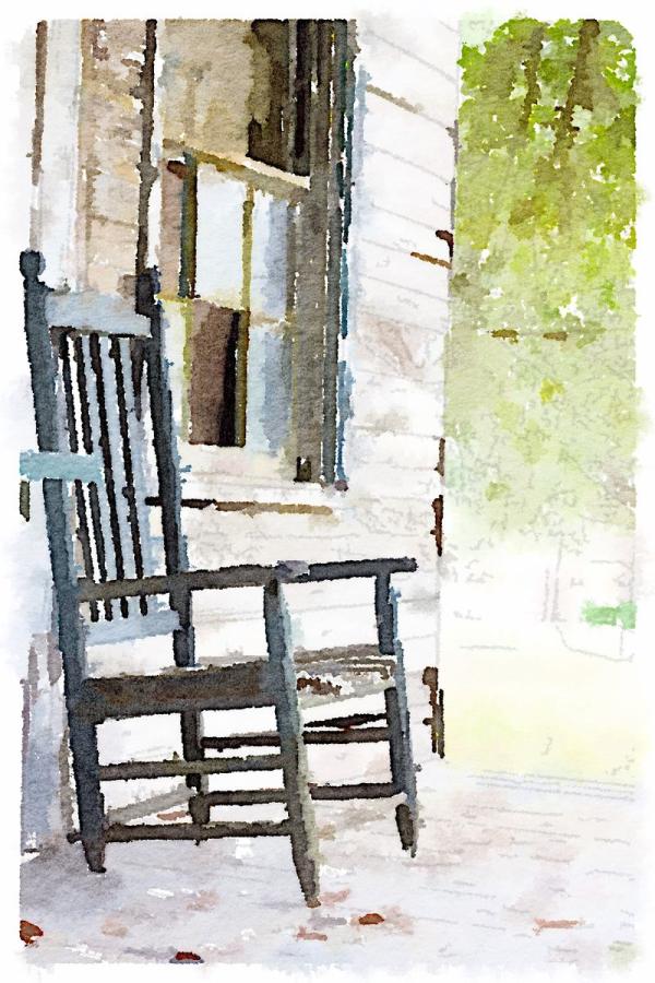 On the Porch | Urban Comfort