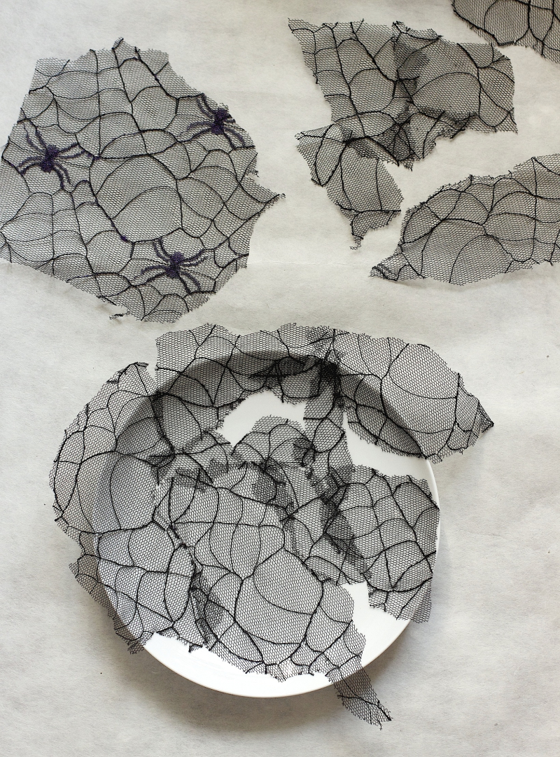 Spiderweb Lace Printing| Urban Comfort